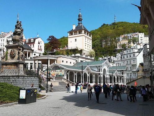 Excursión a Karlovy Vary - Todo en espaňol