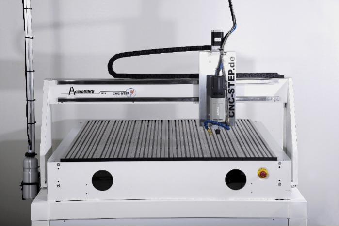 Industrial Milling Machine AceroDURO - CNC Milling machine for industrial applications