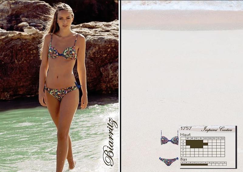 Maillot de bain pour Femmes - 2 pièces - Biarritz