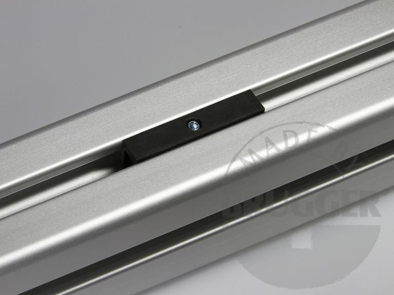 Magnet assembly to be clipped into aluminium profiles - null