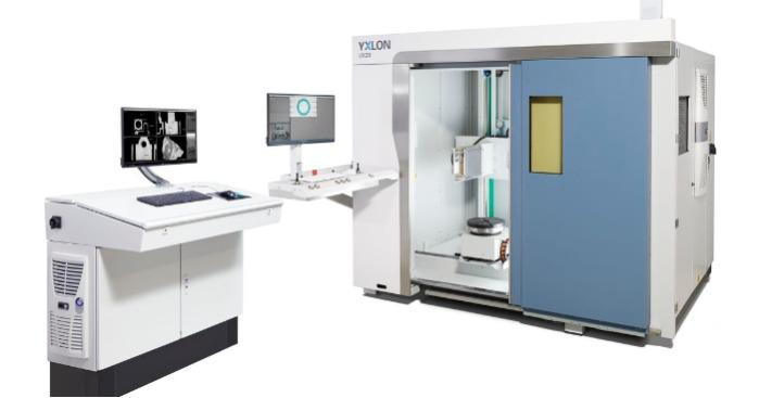 YXLON UX20 - Universal X-Ray and CT Inspection System