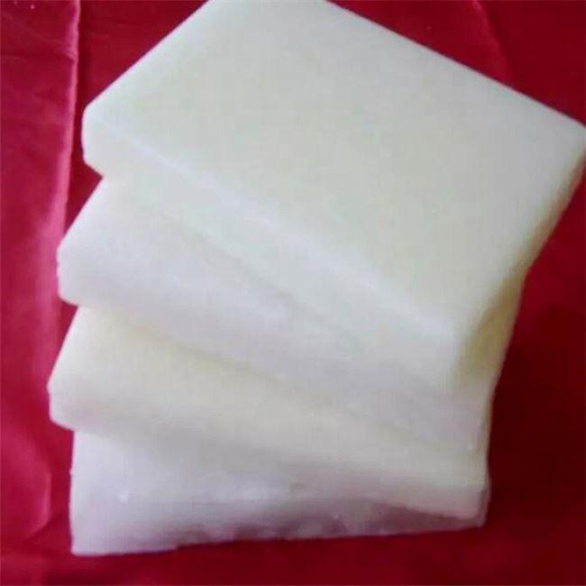 "Fully Refined Paraffin Wax  58/60 - Paraffin is defined by Merriam-Webster as ""a waxy crystalline flammable"