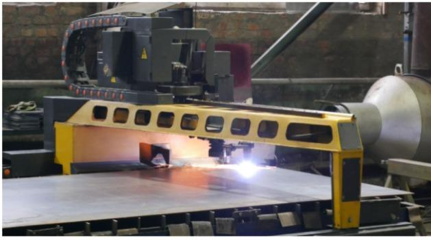 Plasma cutting services - We offer CNC plasma cutting services for sheet metal