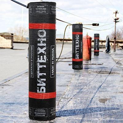 Roofing material - Bitumen, Glasshydrobonder