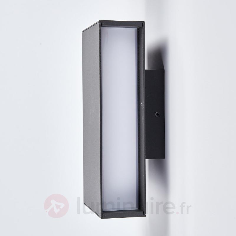 Applique d'extérieur LED foncée Holly - Appliques d'extérieur LED