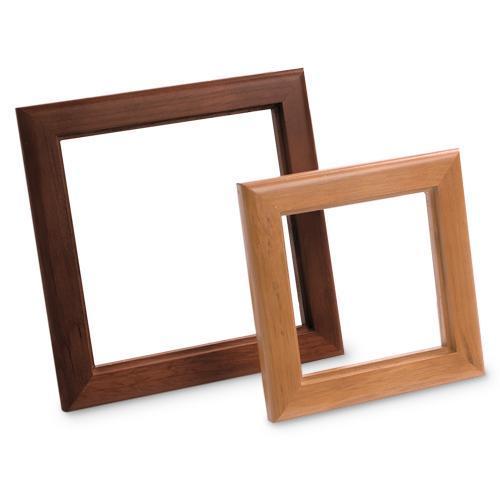Cadre en bois pour carrelage 150x150 - null