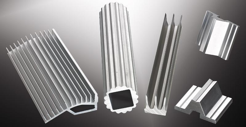 Profil aluminium de précision -