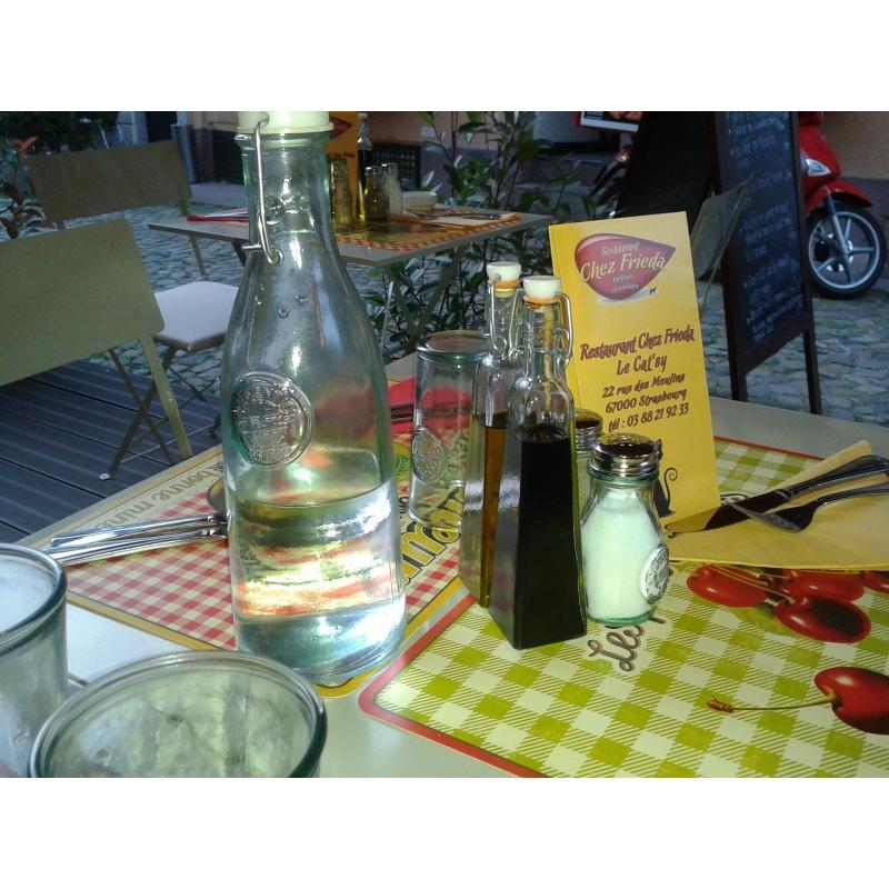 24 Mini bouteilles 120 ml Pyramide avec bouchon limonade - Mini Bouteilles, Mini flacons