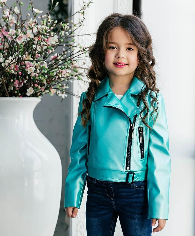 Leather jacket Tiffany - Jacket