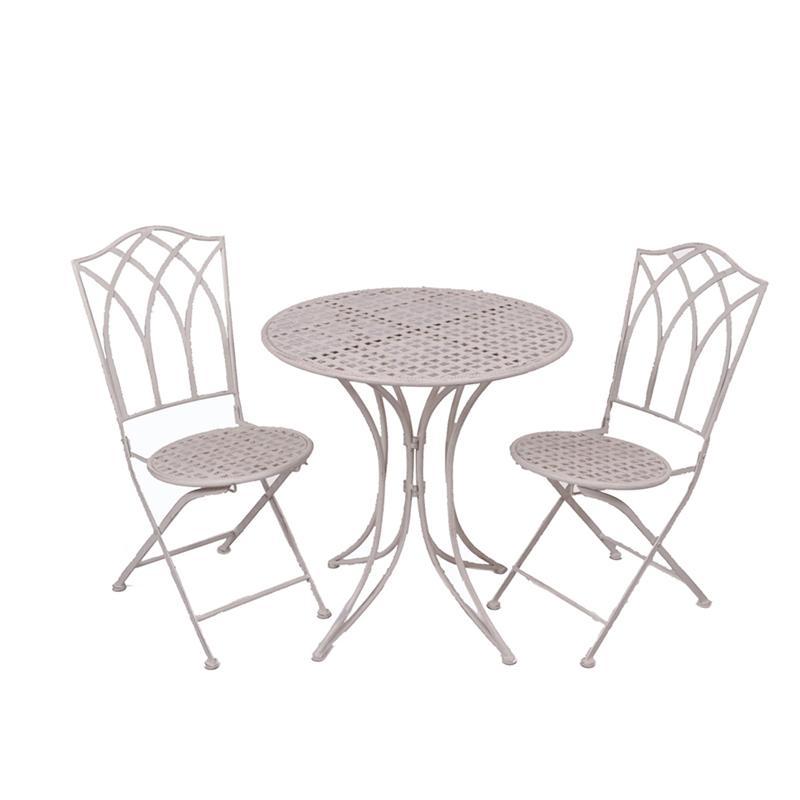 Tavolo con due sedie