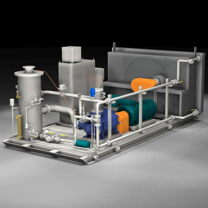 Engineered Systems - Wellhead Compression Systems