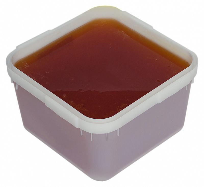 Мед цветочный  - 100% натуральный