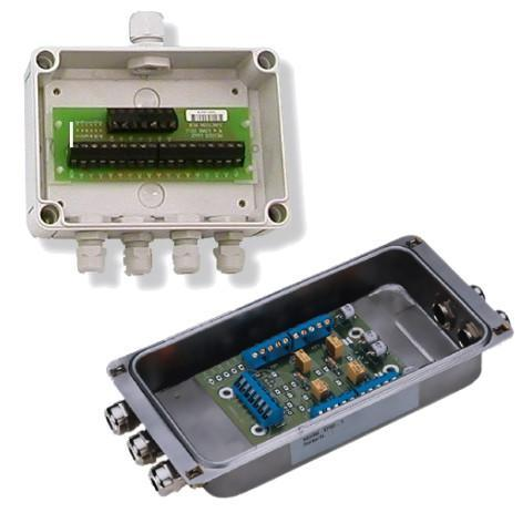 JUNCTION BOXES FOR WEIGHING SYSTEMS - JBOX