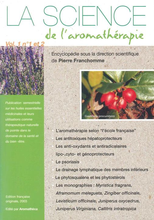 La science de l'aromathérapie - Aromathérapie - librairie