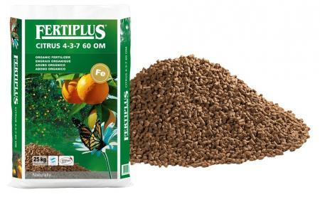 Fertiplus® Citrus 4-3-7 with Fe and Mg - Special fertilizers