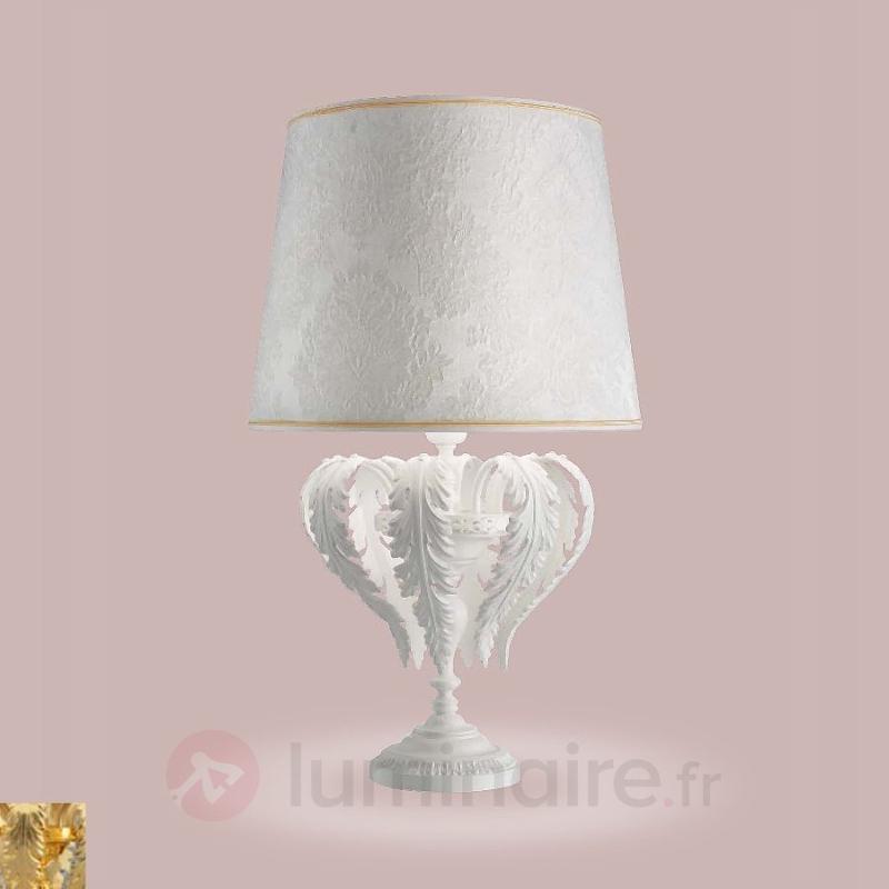 Lampe à poser Angelis - Lampes à poser en tissu