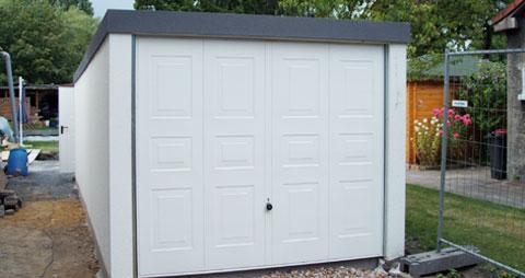 Garagen - Anlagen