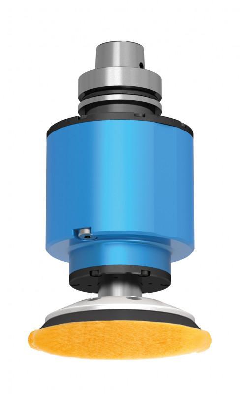 Polishing unit POLO - CNC polishing unit for machining of wood, composites and aluminium