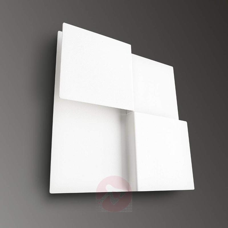 Square Date LED wall light - Wall Lights