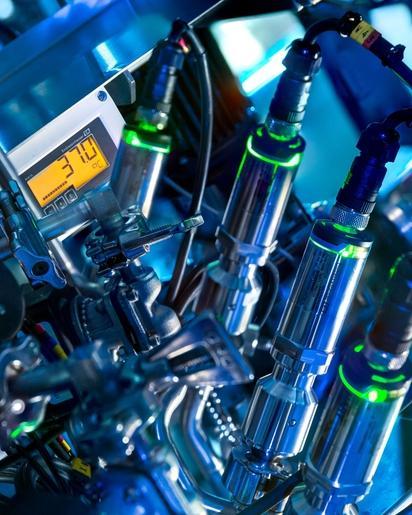 Capteur de température hygiénique compact iTHERM... - Température TM371