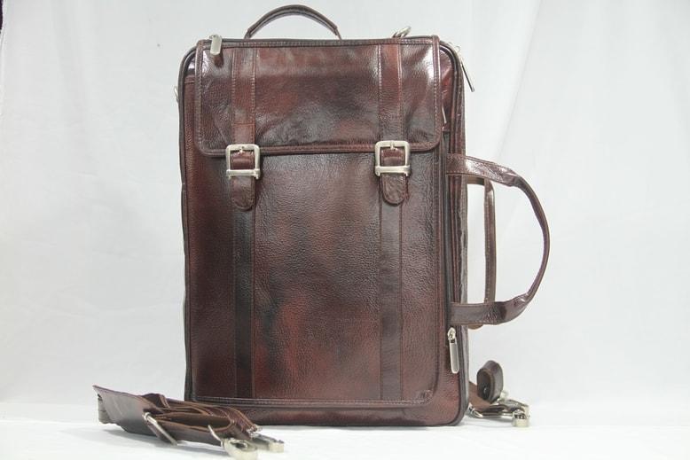 Sleek stylish vertical length laptop bags