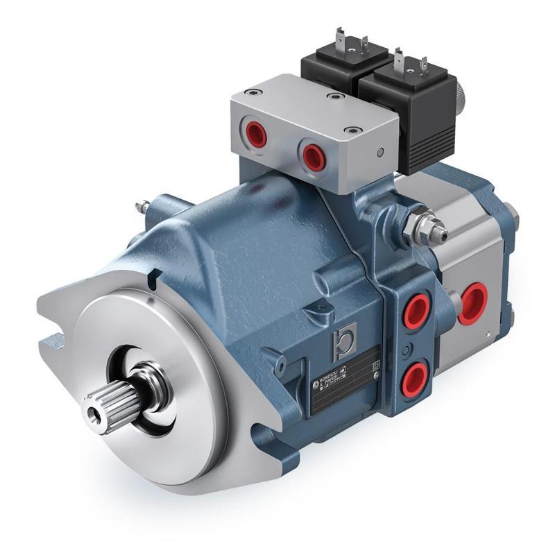 Pompe a pistoni assiali per circuito aperto a doppia... - Pompe e motori a pistoni assiali