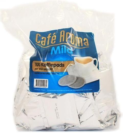 Kaffeepads Großpackungen für Firmen