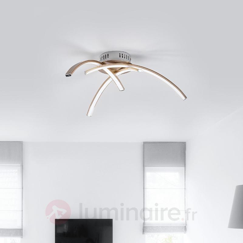 Plafonnier LED moderne Rachel - Plafonniers LED