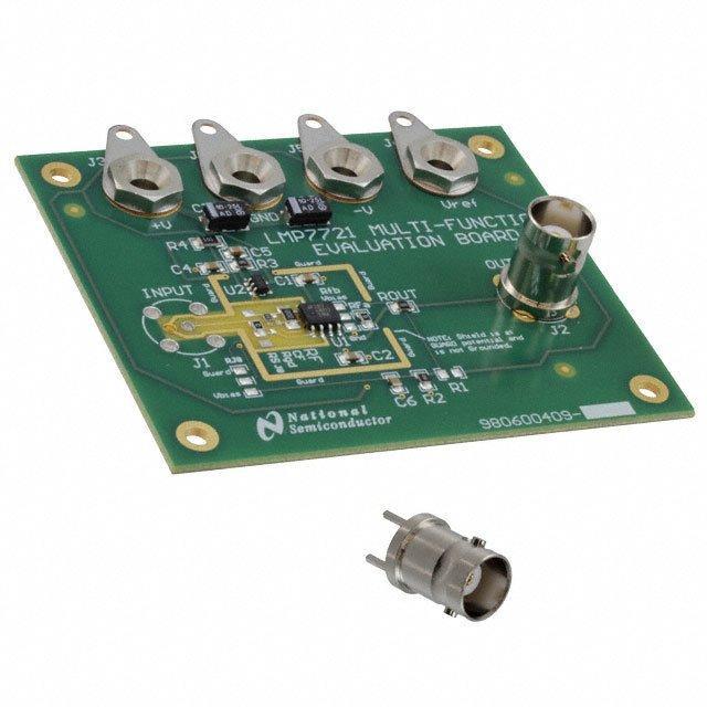 MULTI FUNCTION EVAL LMP7721MA - Texas Instruments LMP7721MAEVALMF/NOPB