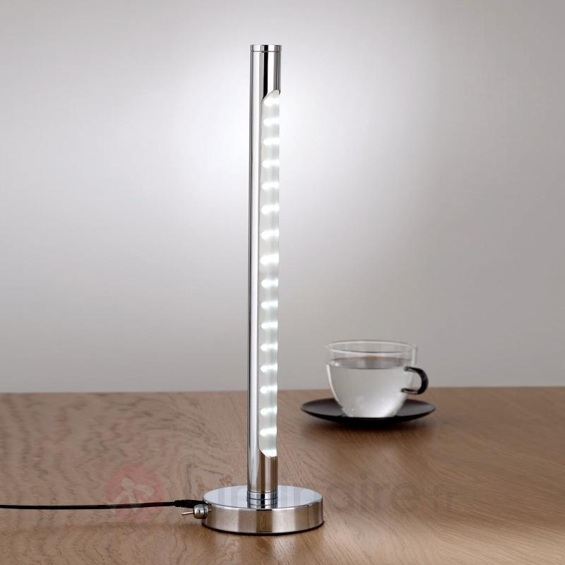 Lampe à poser LED TOWER avec interrupteur - Lampes à poser LED