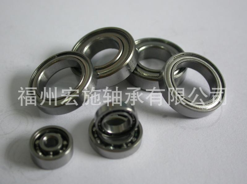 Metric MR Series Bearing - MR137ZZ-7*13*4