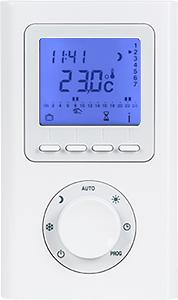 Wireless thermostat for infrared heaters - DeDo TAP