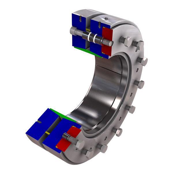 SHS Wind Energy - Hydraulic Shrink Discs