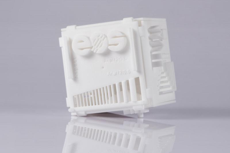 EOS P 396 - Hochproduktives System zur Additiven Fertigung von Kunststoffteilen.