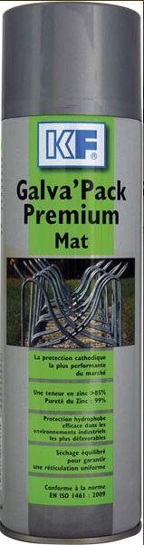Produits anti-corrosion - GALVA PACK PREMIUM MAT
