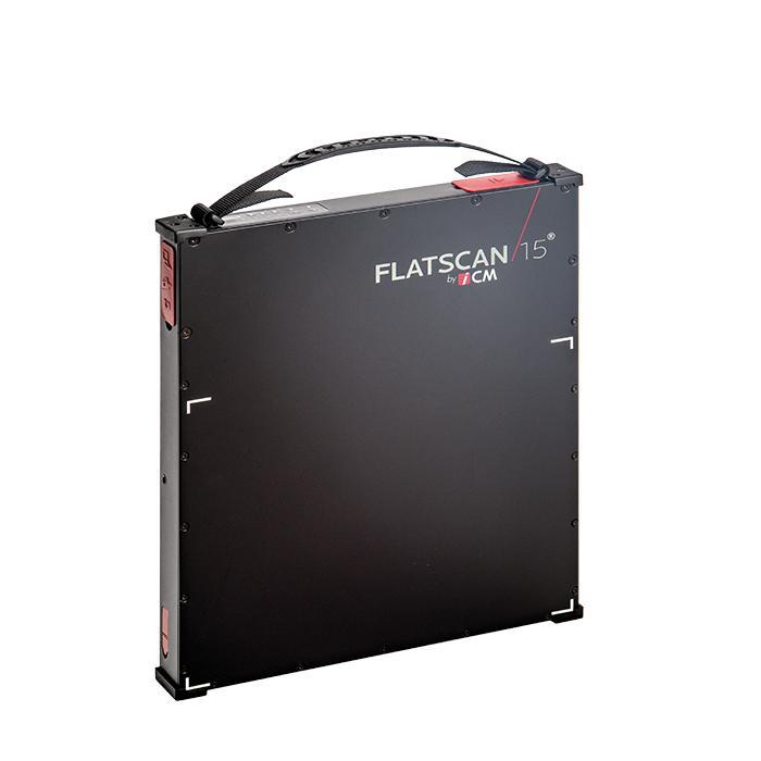 Portable X-ray detector - FLATSCAN15