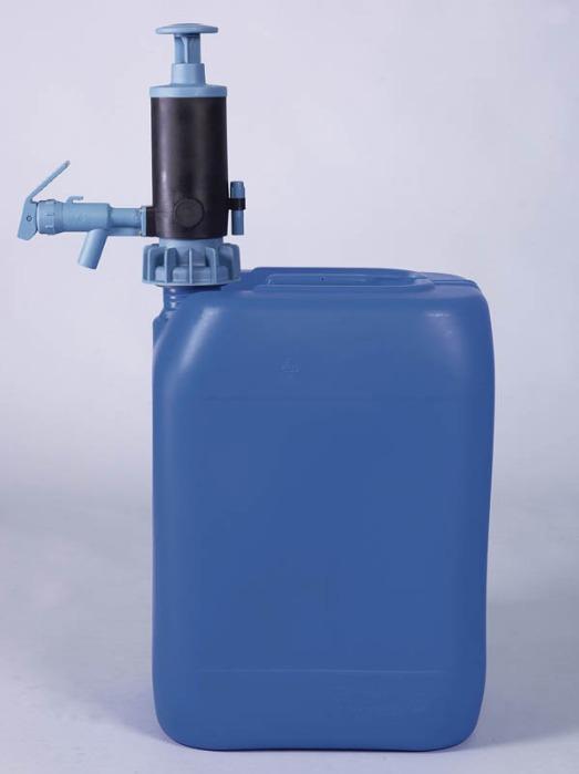 PumpMaster para líquidos petroquímicos - Bomba manual, llenado de líquidos