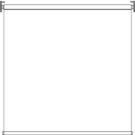 Rollos - Senkrechte, rechteckige Fenster Auswählen