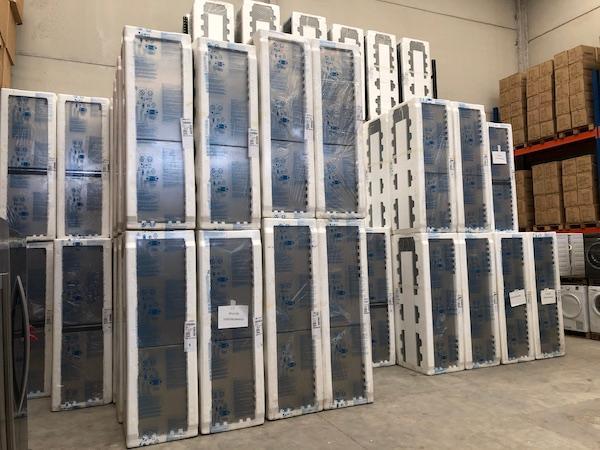 Bauknecht frigorificos - Frigoríficos Bauknecht nuevos en su embalaje original con garantía de fabrica