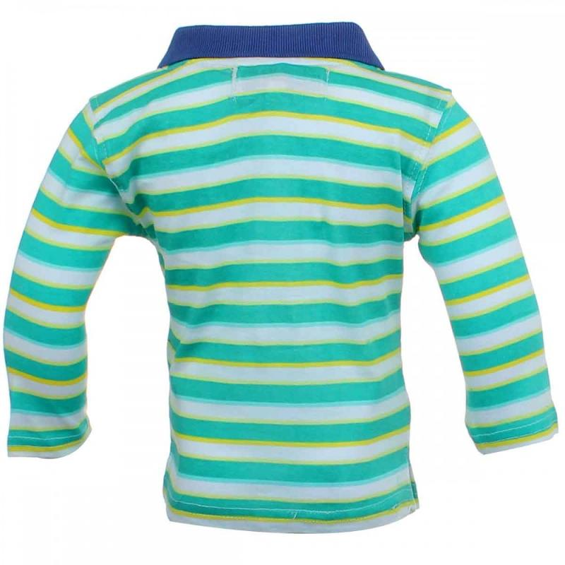 8x Polos manches longues Lee Cooper du 6 au 24 mois - Vêtement hiver