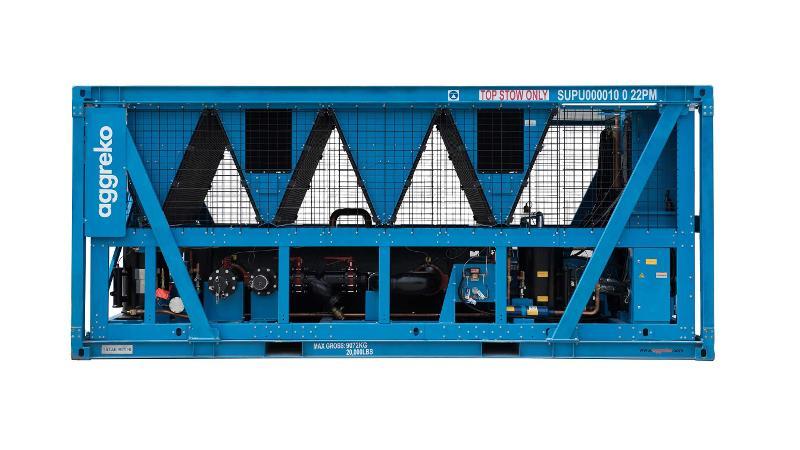 750-kw-kältemaschine - Kältemaschinen