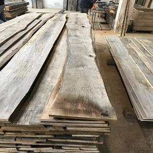 Bardage en vieux bois argenté - Bois ancien argenté