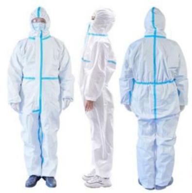 Type 5b/6b Cold Lane Coverall (55gr-60gr) - null