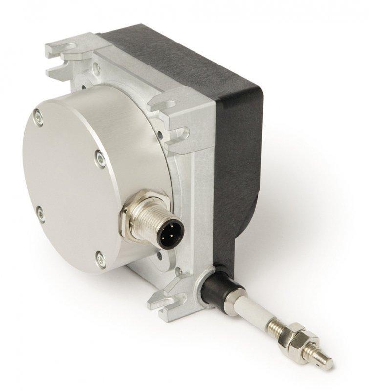 Seilzuggeber SG30 - Seilzuggeber SG30, robuste Bauweise mit 3000 mm Messlänge