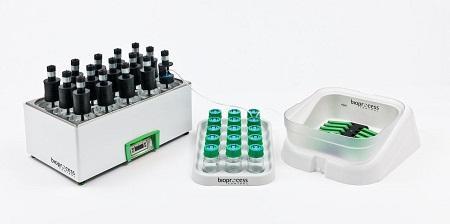 AMPTS II - Sistema automatico per analisi del potenziale metanigeno