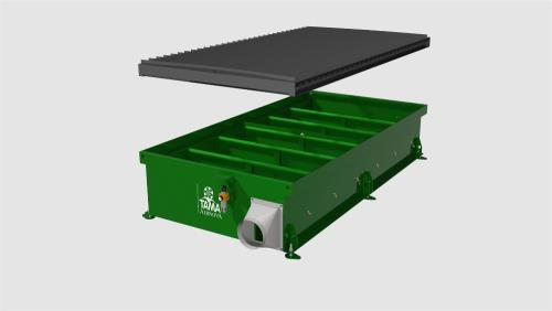 BANCO CON CAMBIO PALLET - banco taglio termico con sistema automatico di cambio lamiera.