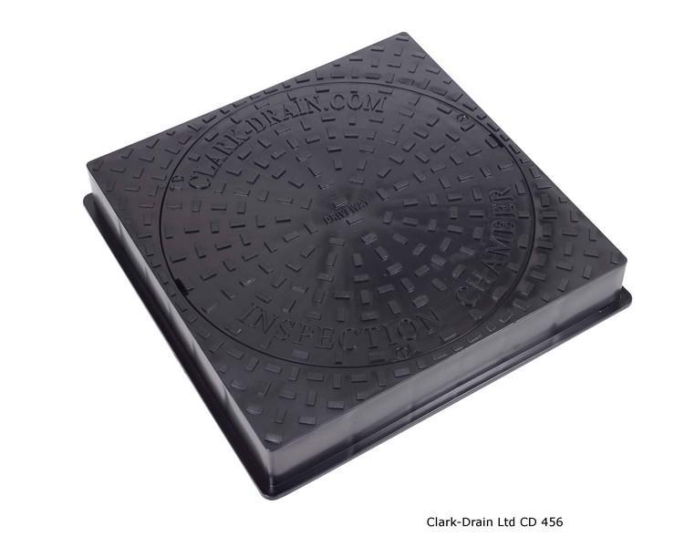Manhole Cover - CD 456