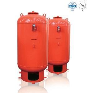 Closed Expansion Tank - Stainless Steel Pressure Tank