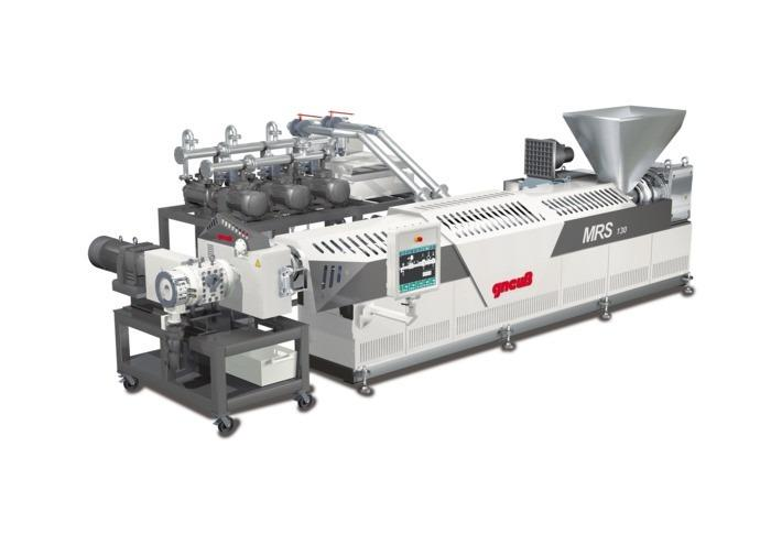 Gneuss Processing Unit GPU - High performance Gneuss extrusion line for the manufacturing