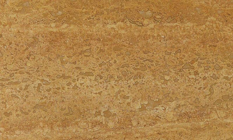 Pale brown Travertine -